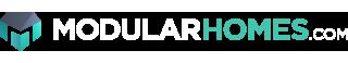 ModularHomes.com Header Logo White