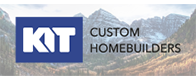 KIT Custom Homebuilders Logo