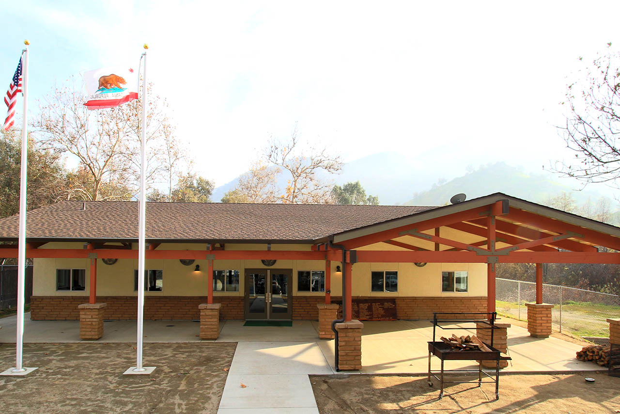 Craftsman Homes - Projects - Tule Tribe Veterans Center
