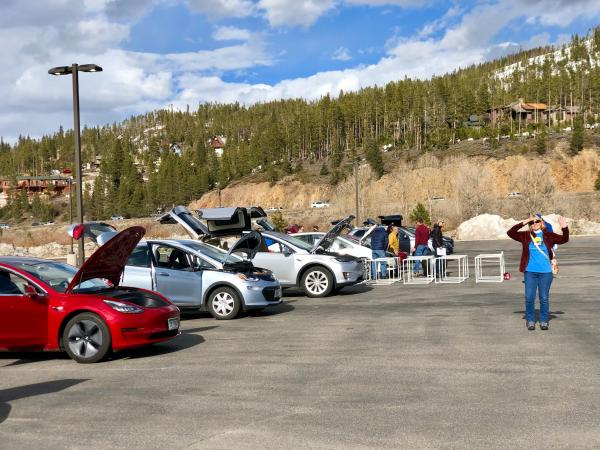 Drive Electric Earth Day 2019 • Event Photos