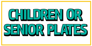 Children/Senior Plates