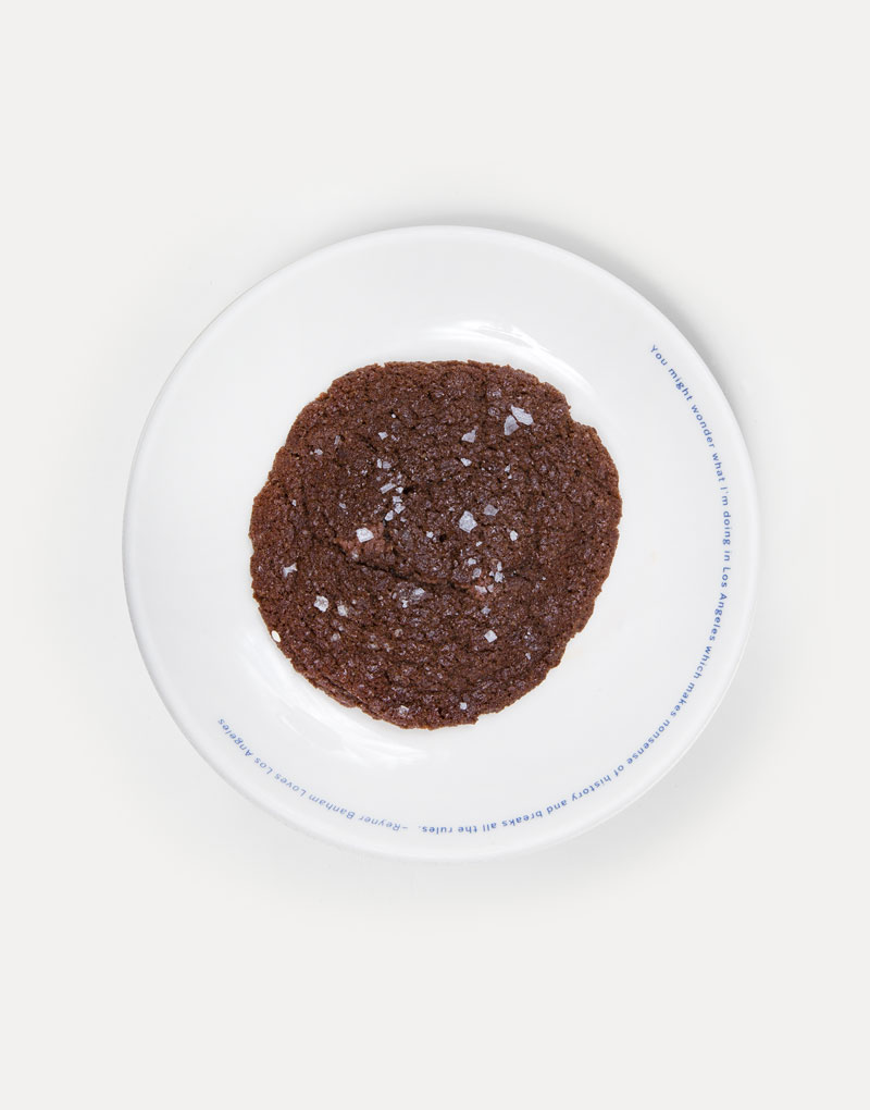Chocolate Tahini Cookie