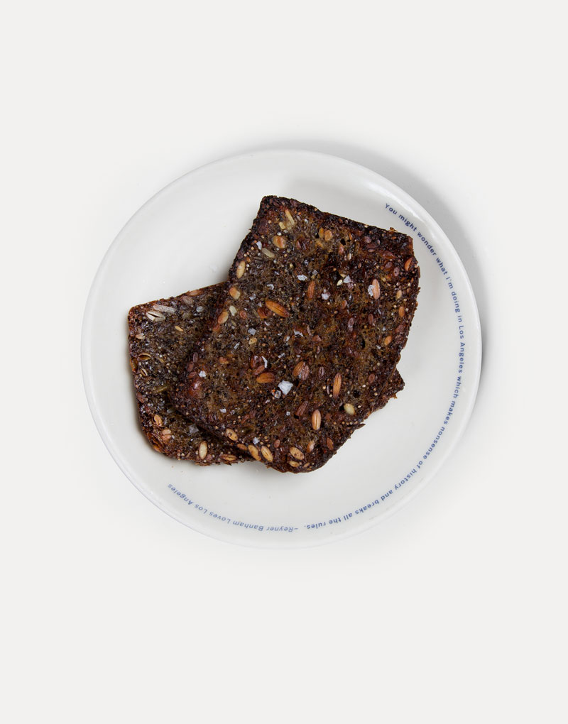 Rugbrød Toast