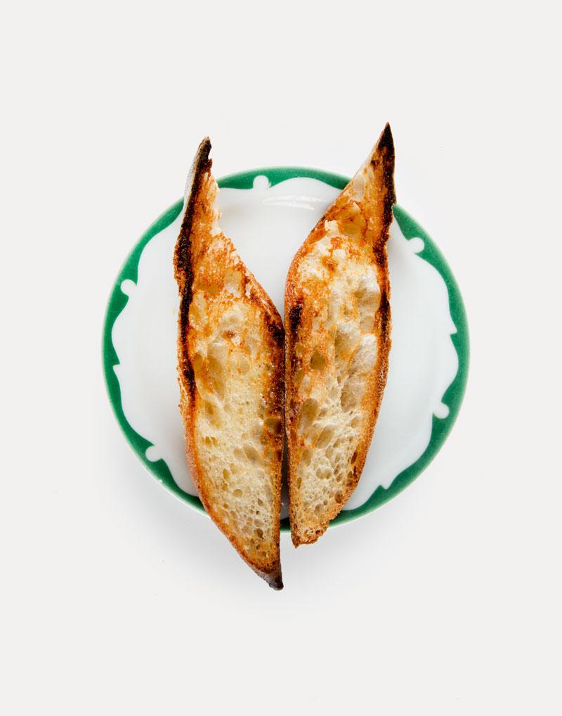 Plain Toast (Baguette)
