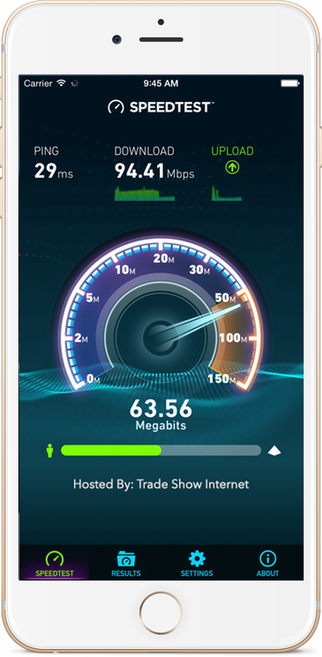 Interney Speed Test
