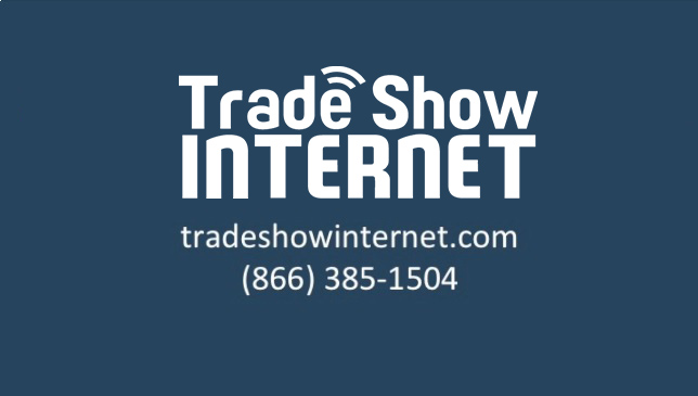 How to use Trade Show Internet Kit