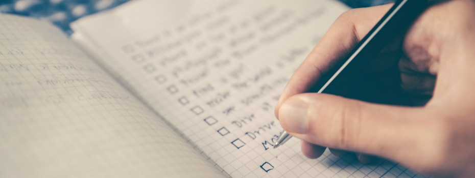 Checklist for a Wireless Site Survey