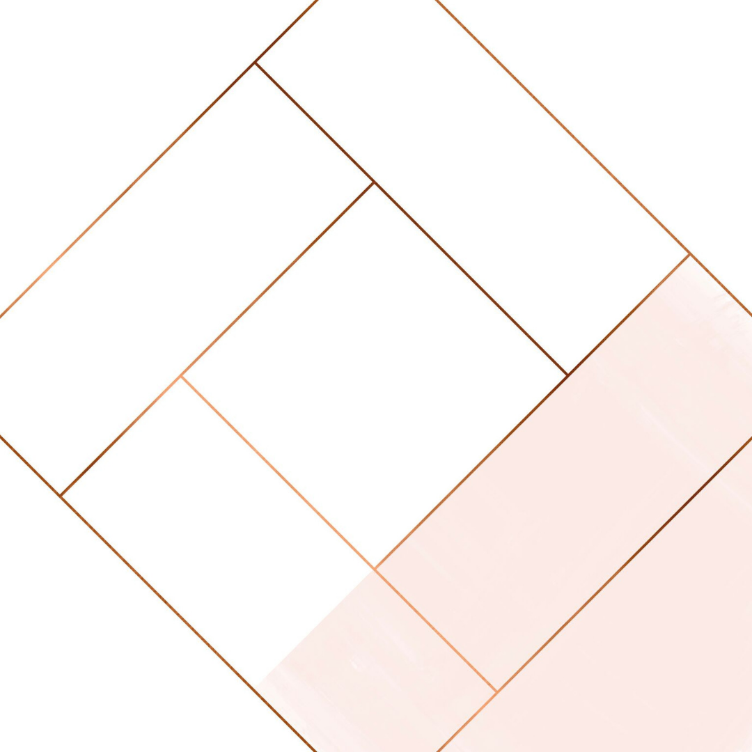 Classic commemo drafts blush diamond