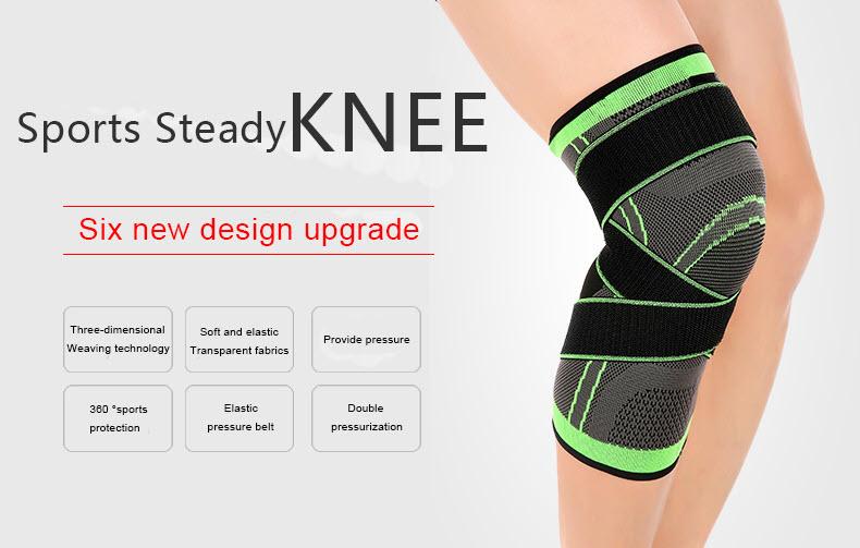 3D Knee Compression Pad1