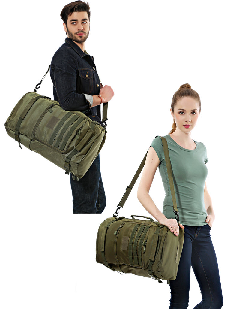 Multi-Function Military Backpack15