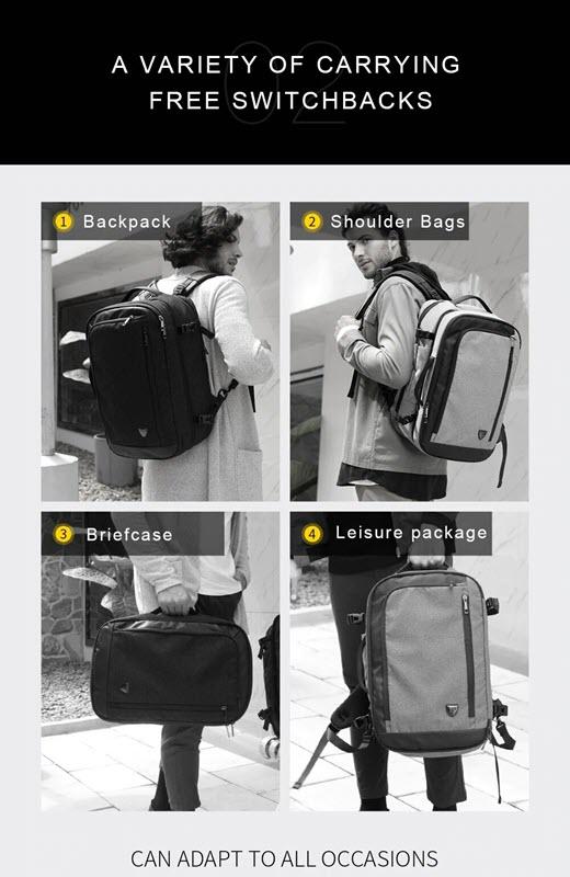 Dissasembling Backpack14