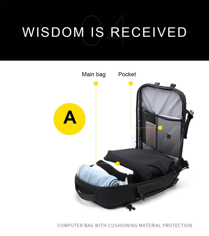 Dissasembling Backpack16