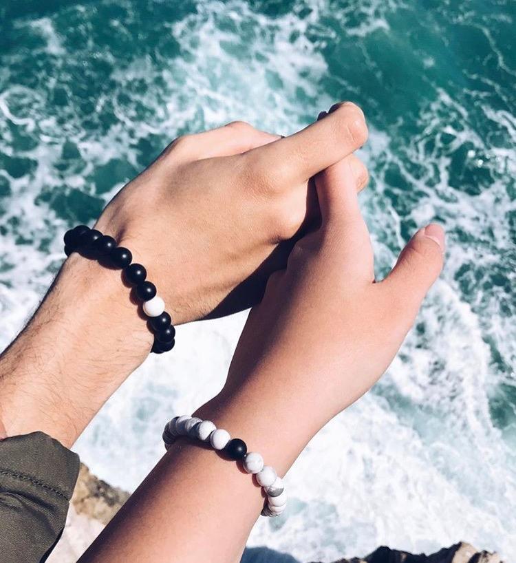 Distance Bracelets [Set Of 2]9