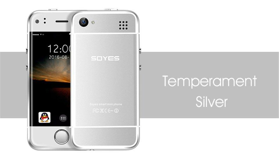 Soyes 7S GSM Dual SIM Mini Smartphone
