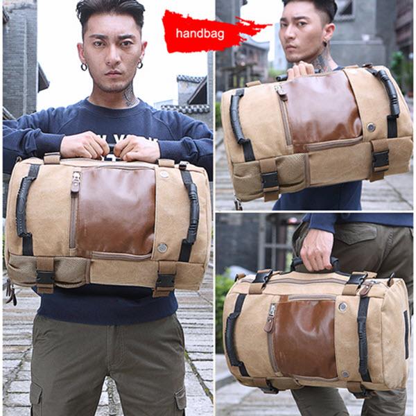Large Multi Fold Backpack6
