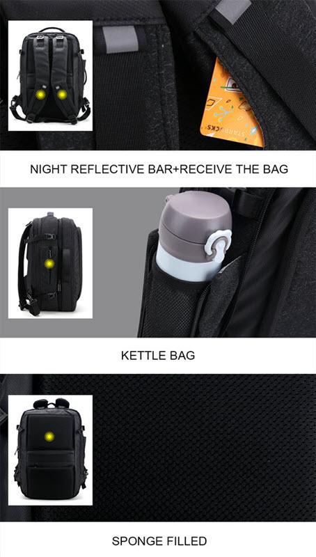 Dissasembling Backpack20