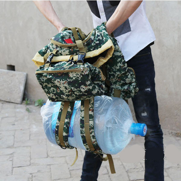 70 Liters Multipocketed Backpack1