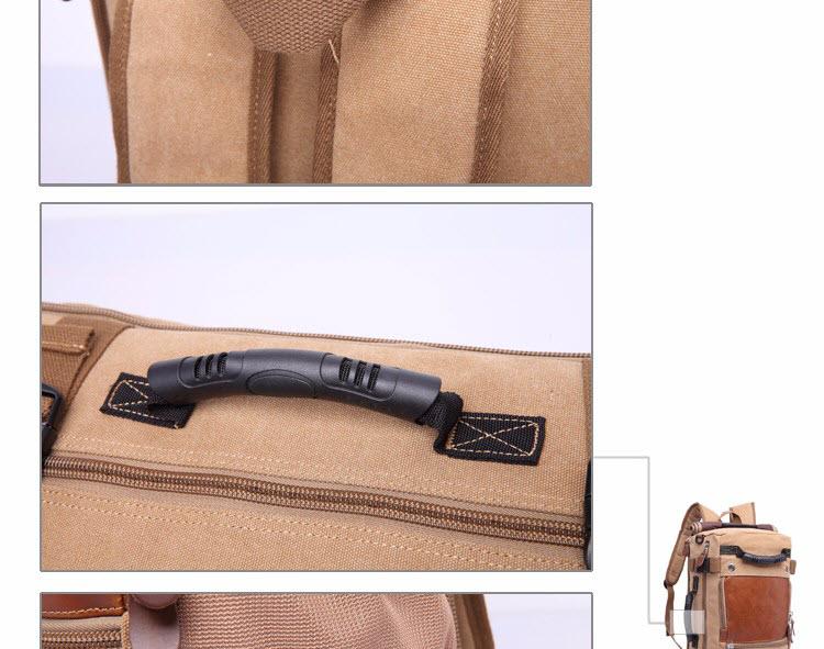 Large Multi Fold Backpack10