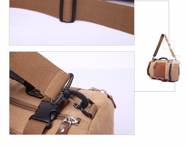 Large Multi Fold Backpack12