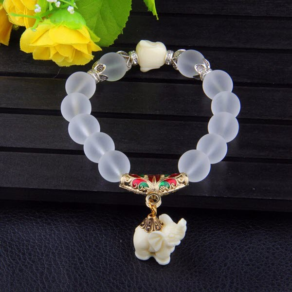 Lucky Elephant Beaded Bracelet9