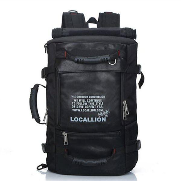 Large Multi Fold Backpack17
