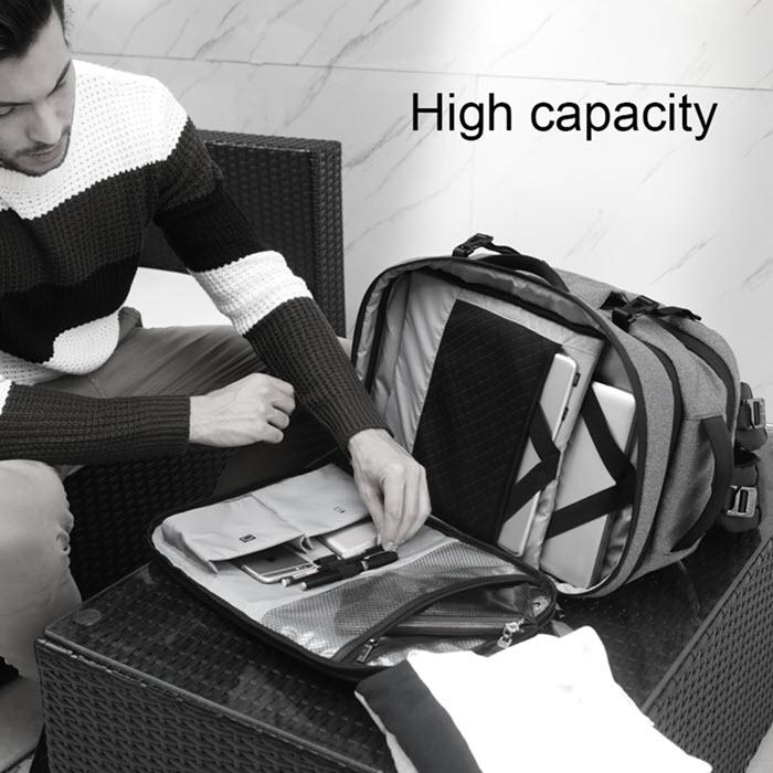Dissasembling Backpack12