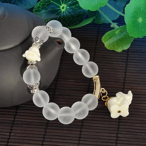 Lucky Elephant Beaded Bracelet8