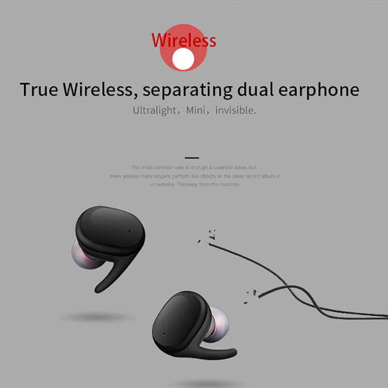 Touch Control Waterproof Earphones09