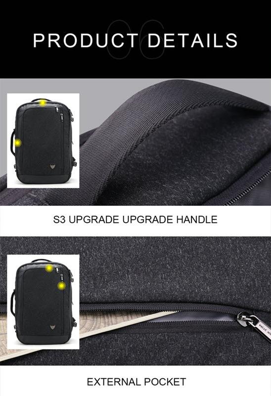 Dissasembling Backpack19
