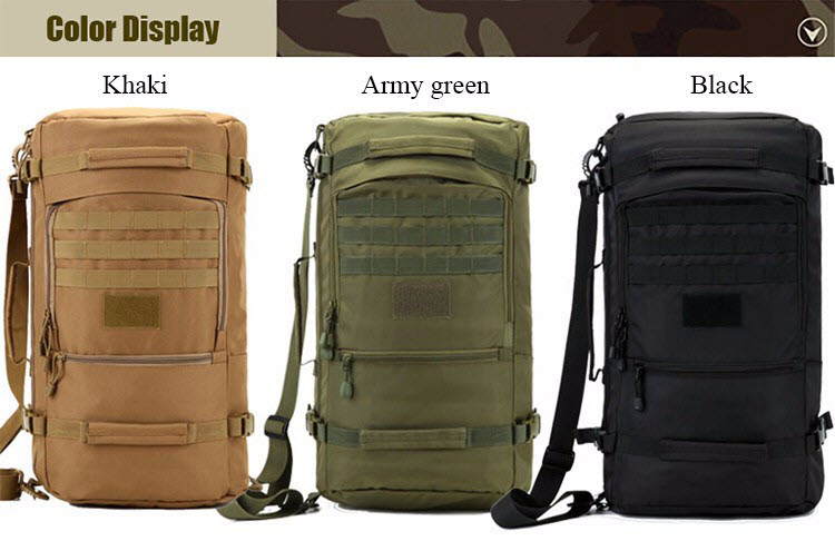 Multi-Function Military Backpack4