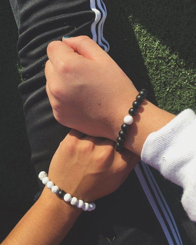 Distance Bracelets [Set Of 2]1