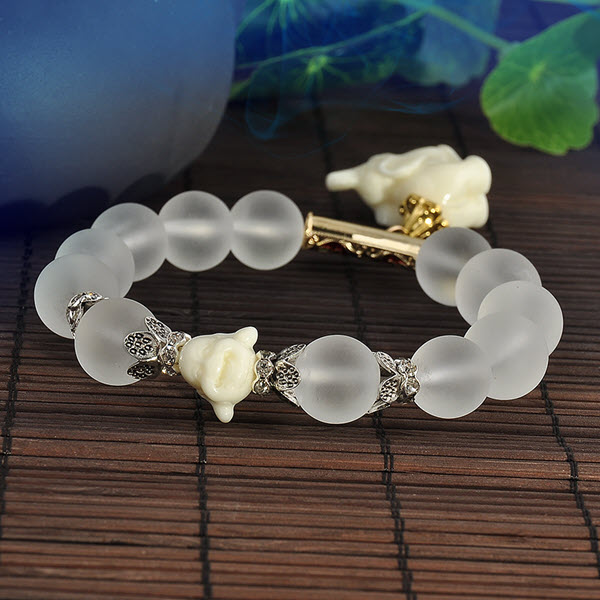 Lucky Elephant Beaded Bracelet5