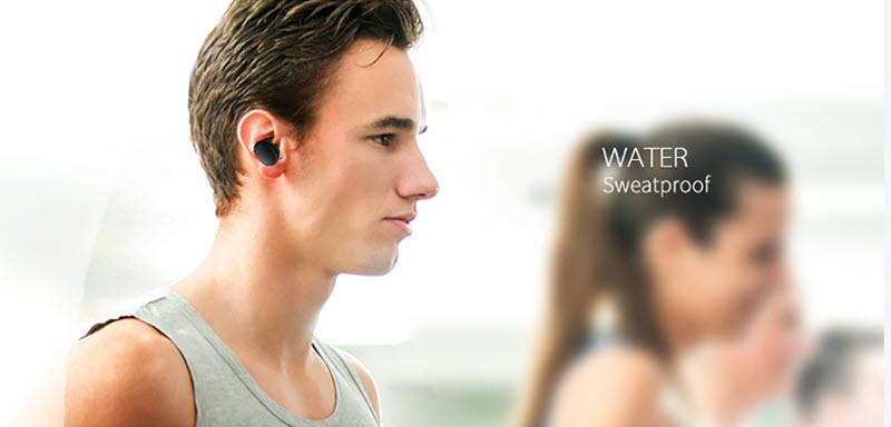 Touch Control Waterproof Earphones04