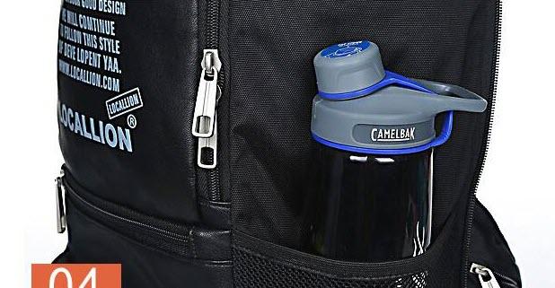Large Multi Fold Backpack19