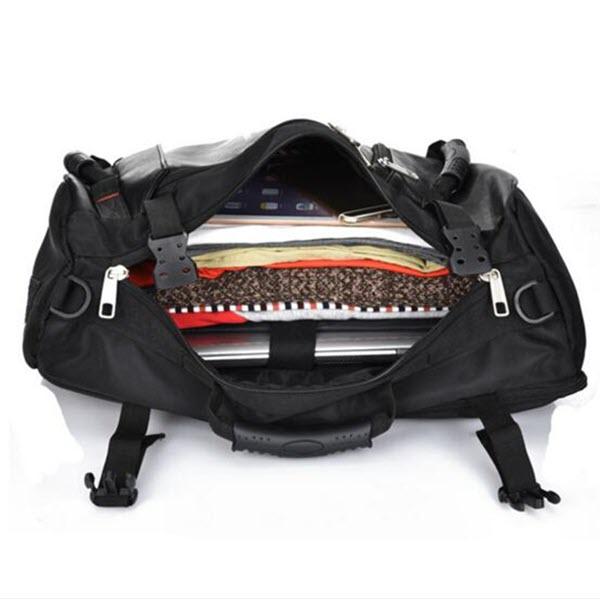 Large Multi Fold Backpack15