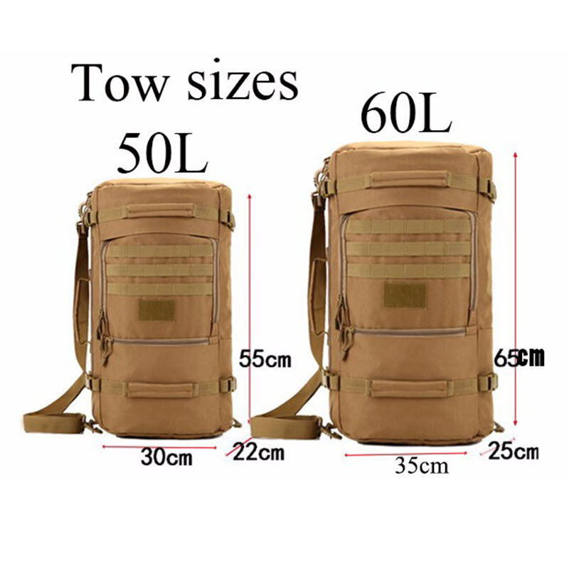 Multi-Function Military Backpack3