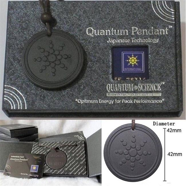 Quantum Scalar Energy Pendant7