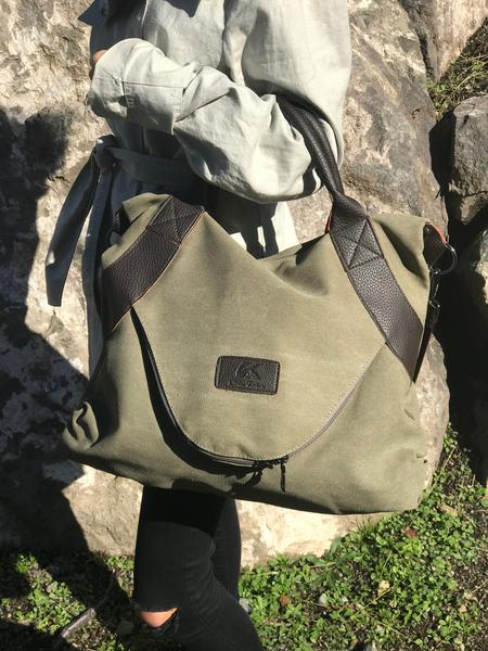 Large Pocket Casual Tote Handbag6
