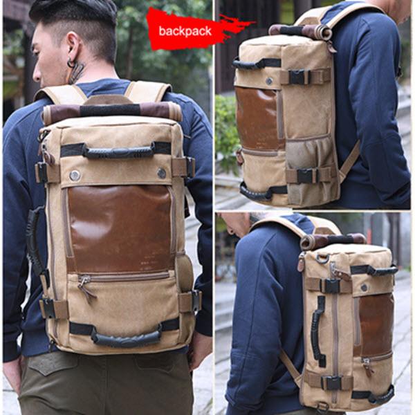 Large Multi Fold Backpack5