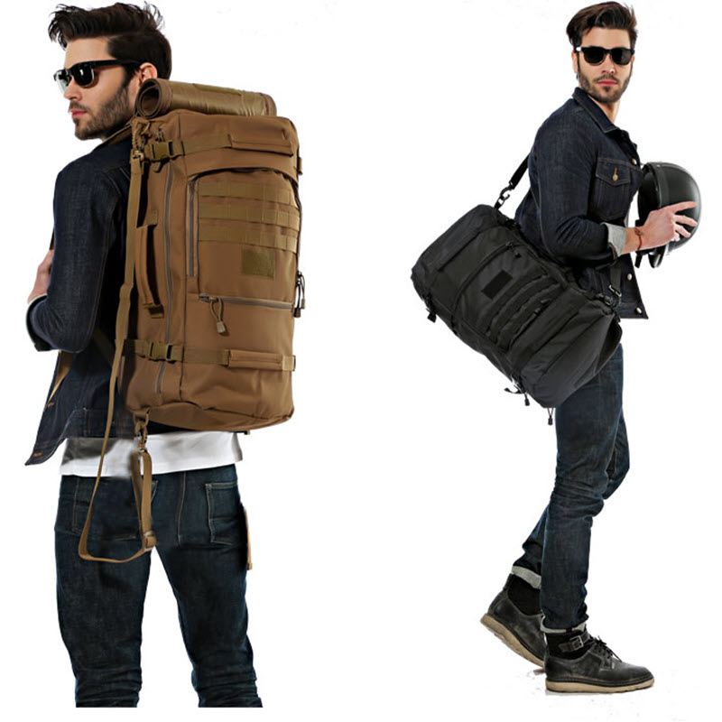Multi-Function Military Backpack13