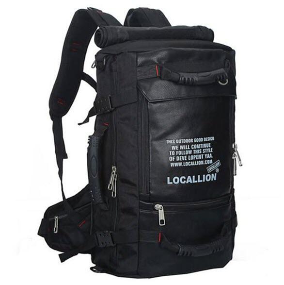 Large Multi Fold Backpack14