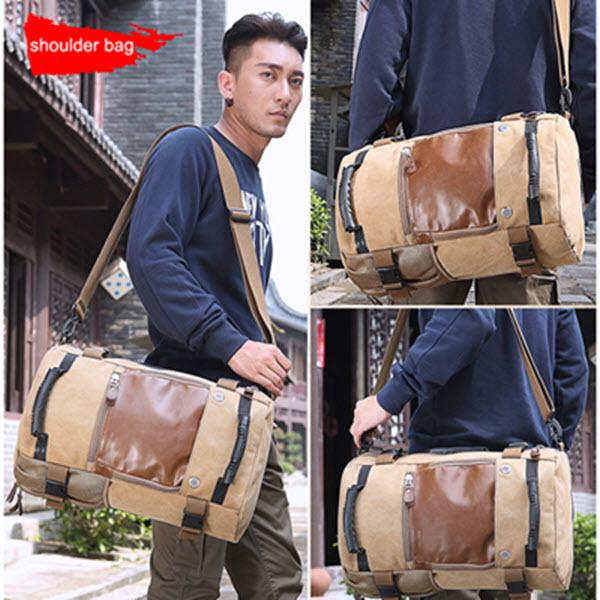 Large Multi Fold Backpack4