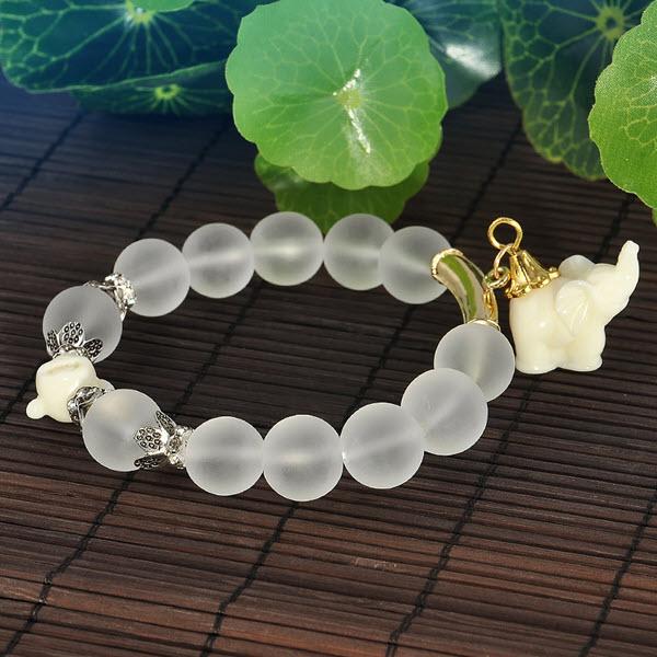 Lucky Elephant Beaded Bracelet4