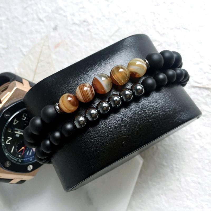 Balancing Hematite Agate Protection