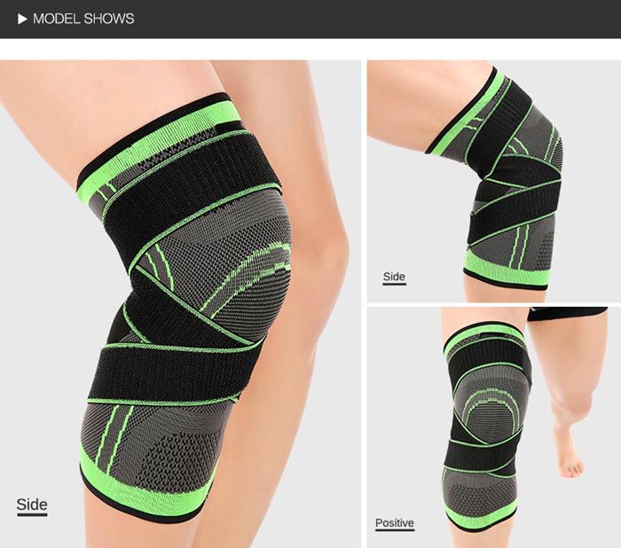 3D Knee Compression Pad8