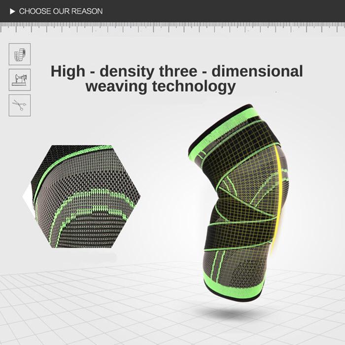 3D Knee Compression Pad5