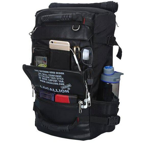 Large Multi Fold Backpack18
