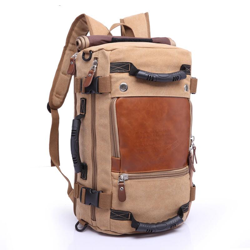 Large Multi Fold Backpack1