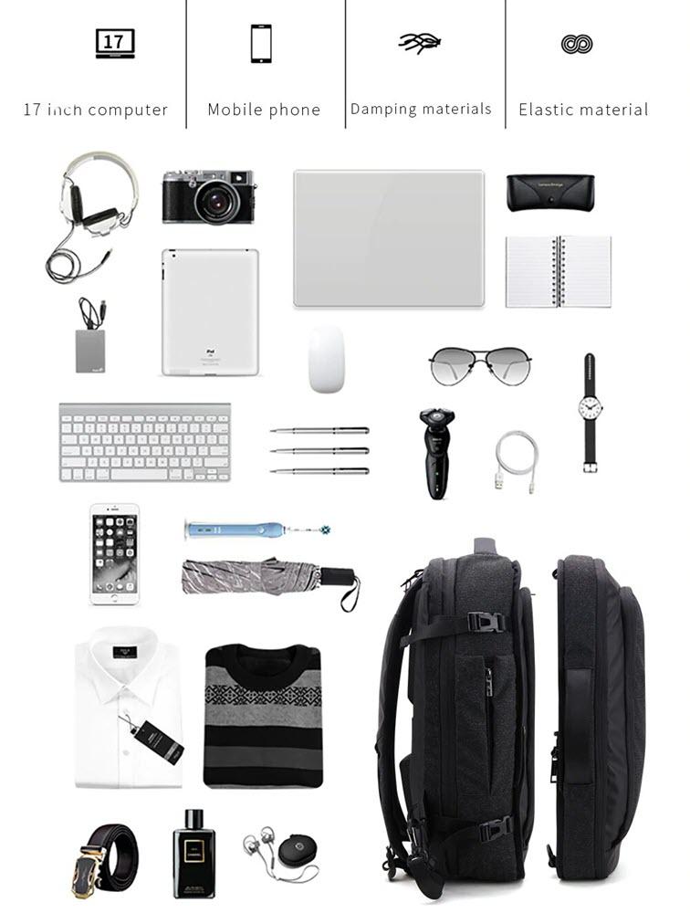 Dissasembling Backpack18