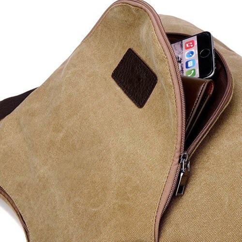 Large Pocket Casual Tote Handbag7